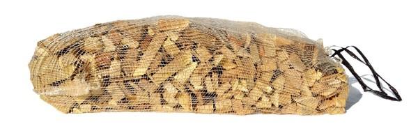 Anzündholz aus Robinie zum schnellen hochfeuern - 25 cm kleine Stücke - Tragesack - 5 kg
